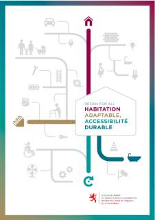 Design for all: Habitation adaptable, accessibilité durable, Design for all: habitation adaptable, accessibilité durable